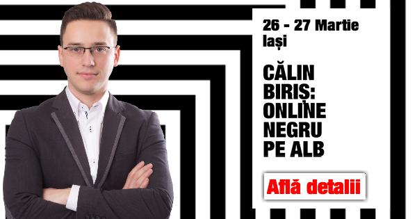 workshop marketing online calin biris