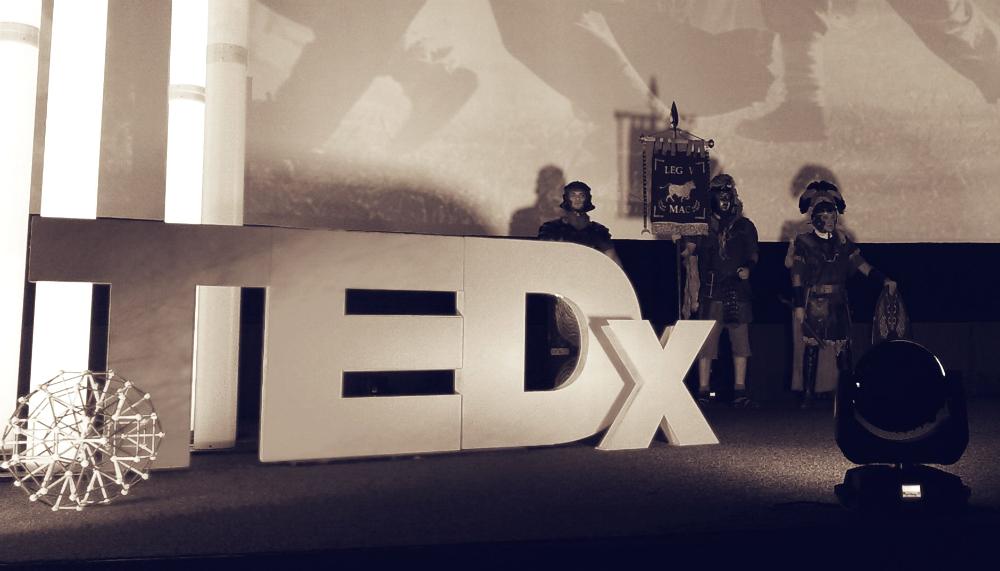 Dacii si Romani - TEDxCluj