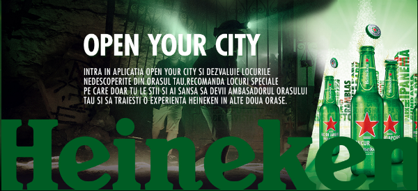 Open Your City on Facebook