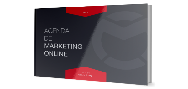 agenda de marketing online