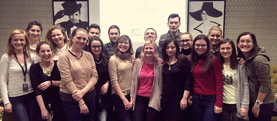 Echipa IAA YP Cluj