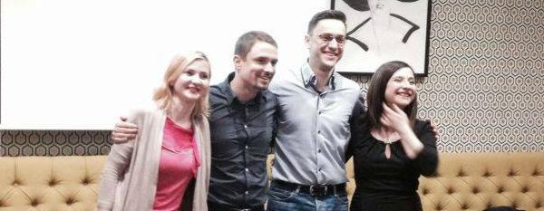 Echipa de conducere IAA YP Cluj