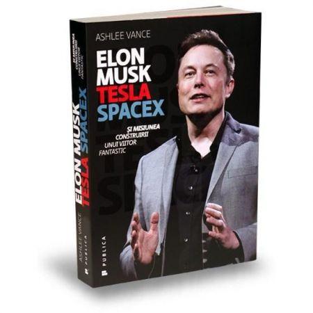 Elon Musk - biografie