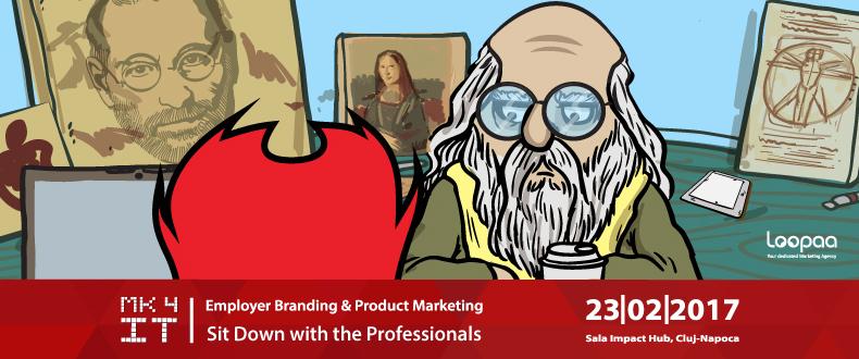Linkedin, eJobs și Bestjobs pe aceeași scenă la Marketing 4 IT, 23 Februarie, Cluj-Napoca