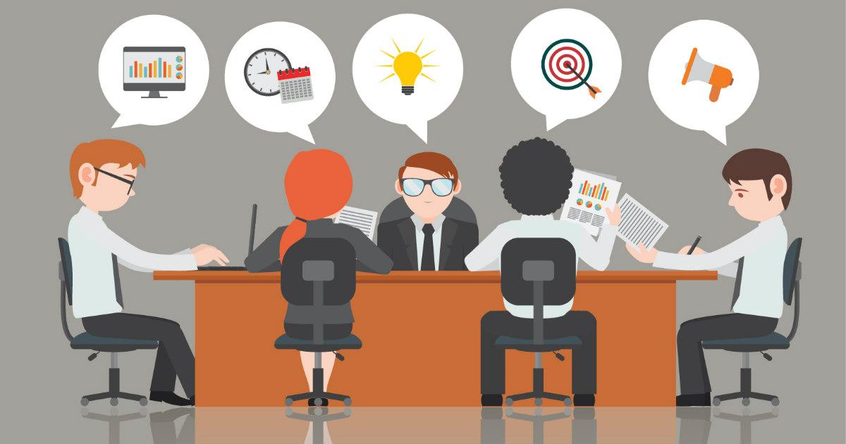 10 reguli pentru o ședință eficientă