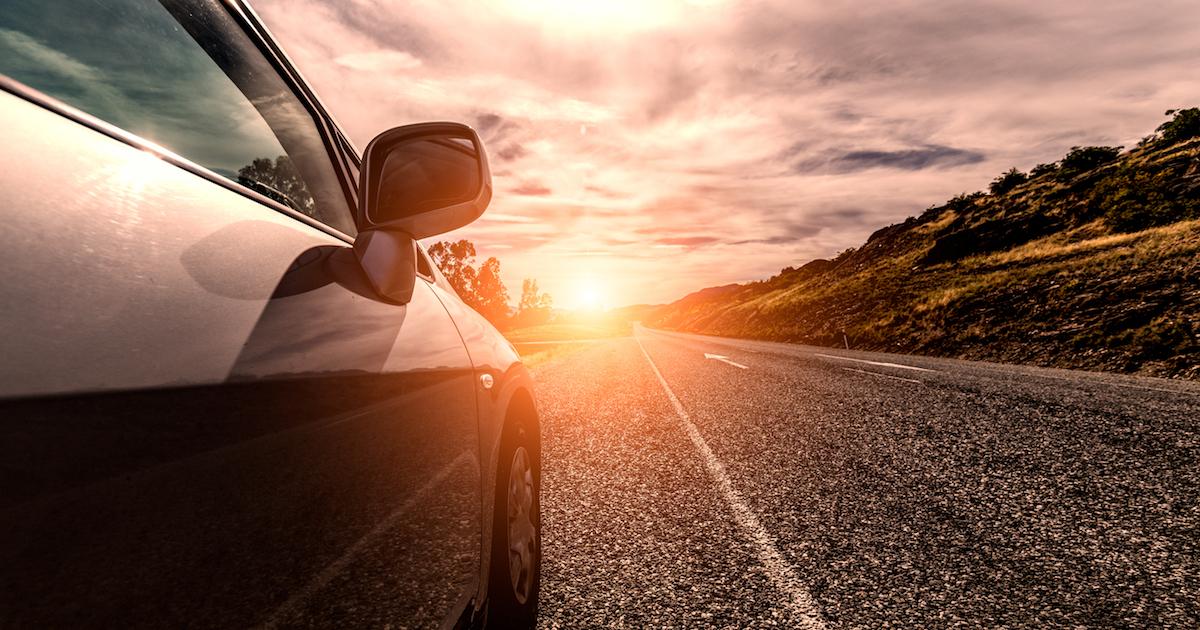 Cea mai bună oră să pornești cu mașina la drum lung prin România