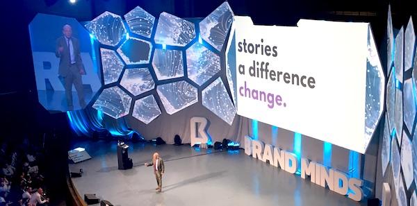 Seth Godin Brand Minds