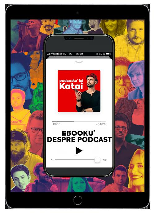 Cum sa faci un podcast ebook gratuit