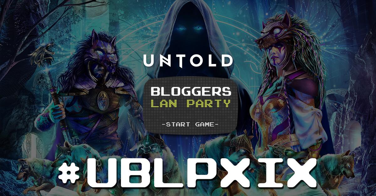 Untold Bloggers Lan Party