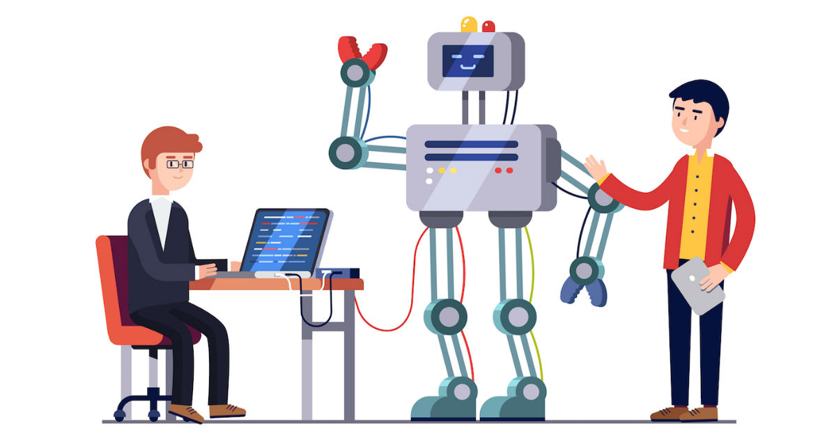 Robotii ne vor lua locurile de munca in comert online