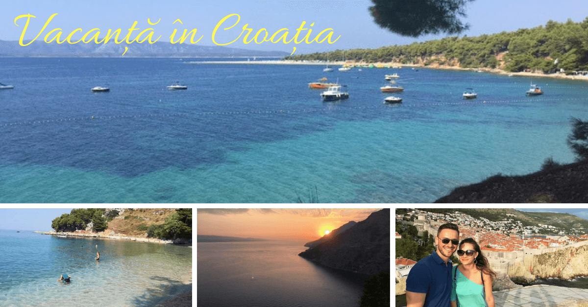 Vacanță în Croația