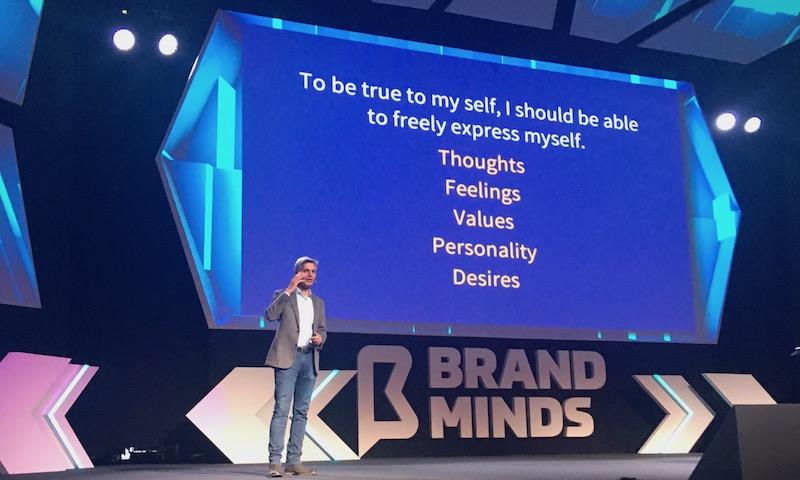 Hitendra Wadhwa la Brand Minds