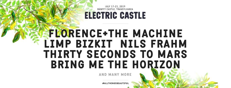 Artistii de la Electric Castle 2019