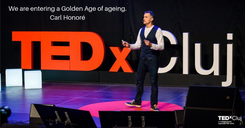 Carl Honoré - TEDxClu