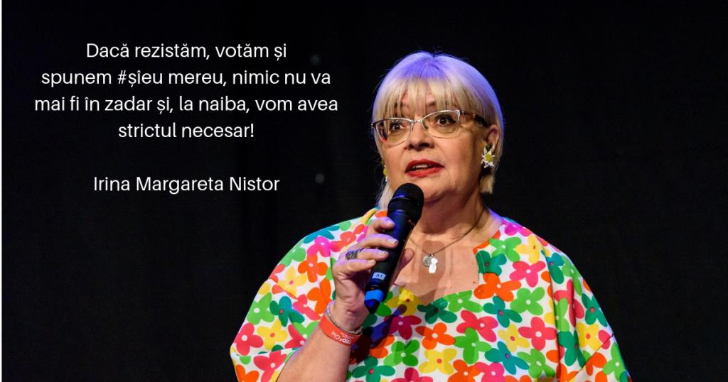 Irina Margareta Nistor - TEDxCluj