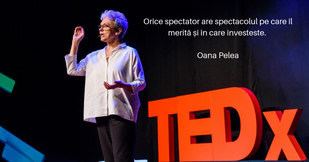 Oana Pelea - TEDxCluj
