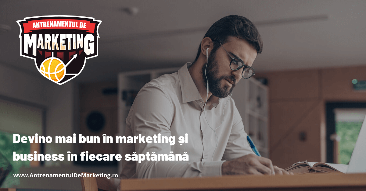 Antrenamentul de marketing