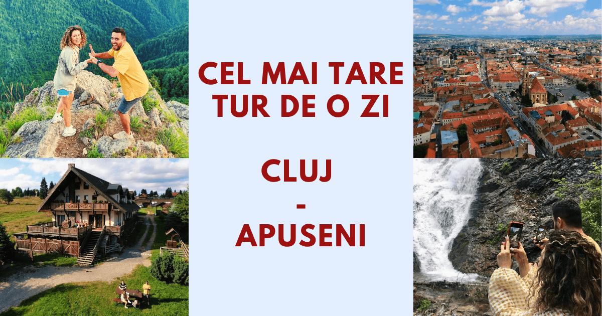 Cel mai tare tur Cluj - Apuseni