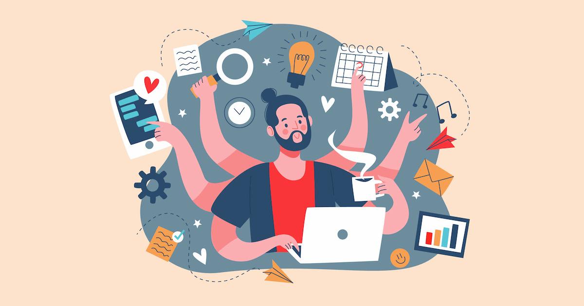Cum să fii mai productiv când lucrezi în marketing și comunicare