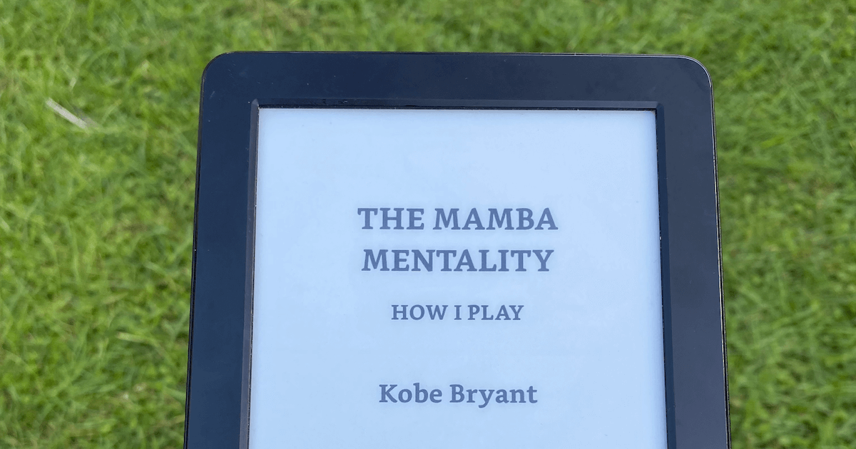 The Mamba Mentality – Kobe Bryant – Recenzie de carte